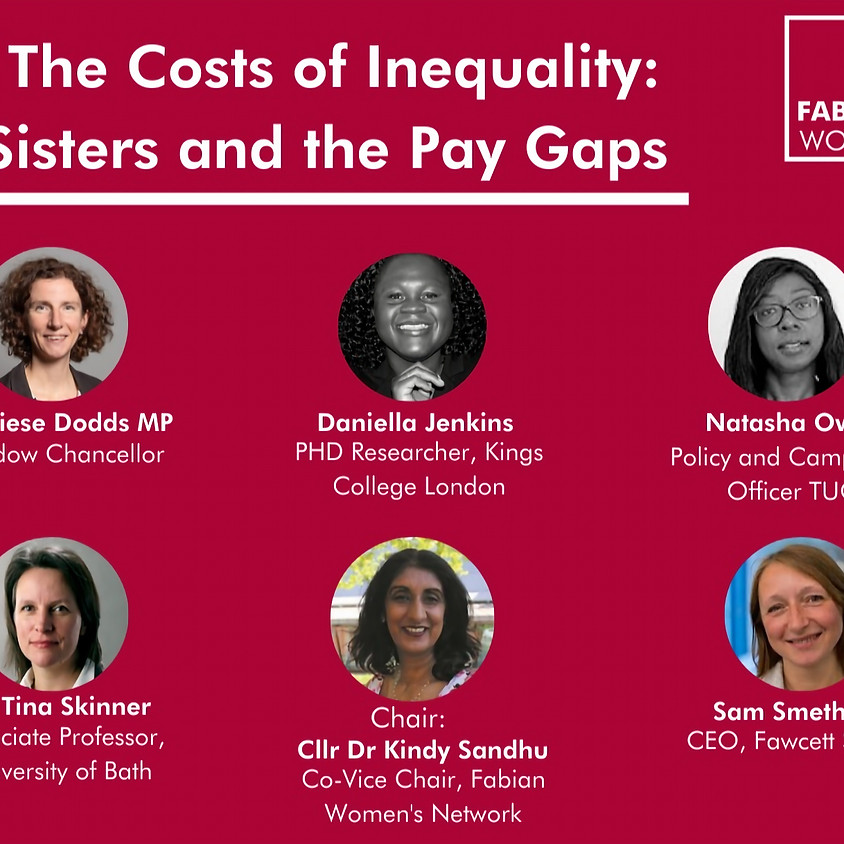 The costs of Inequality : Sisters and the pay gaps