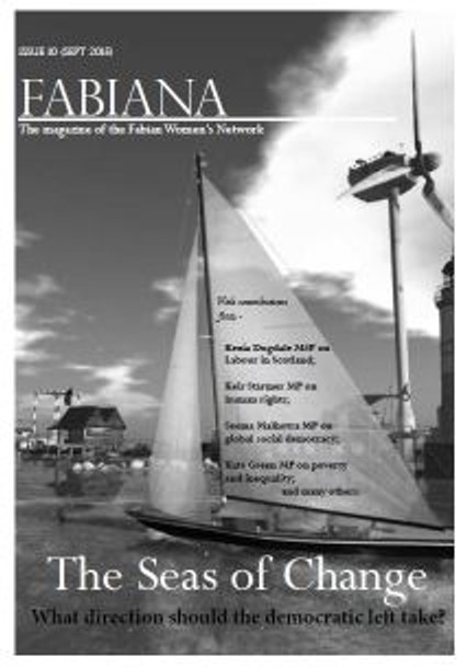 Fabiana issue 10 cover