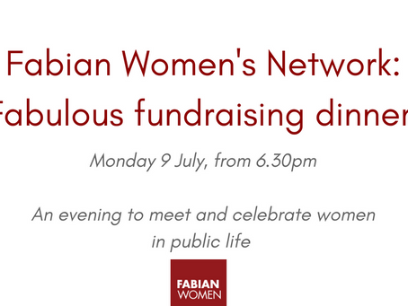 FWN fabulous fundraising dinner