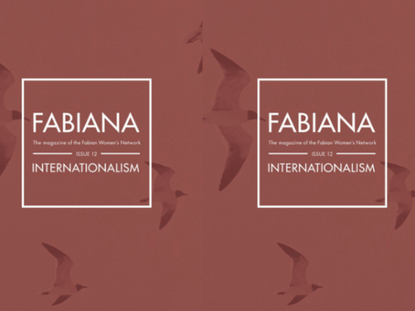 Fabiana edition on Internationalism now available