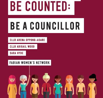 Stand Up and Be Counted: Be a Councillor