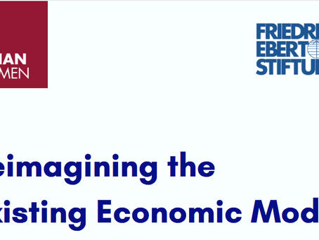 Reimagining the Existing Economic Model