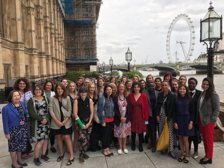Mentoring women and girls is more important than ever – by Hannah Phillips
