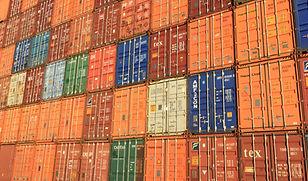 blue-white-orange-and-brown-container-va