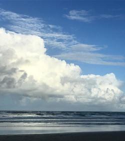 That big Australian sky #eastersunday