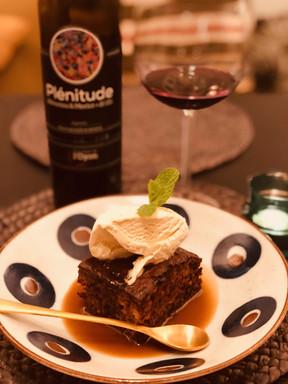 Chocolate Cake & Plénitude.jpg