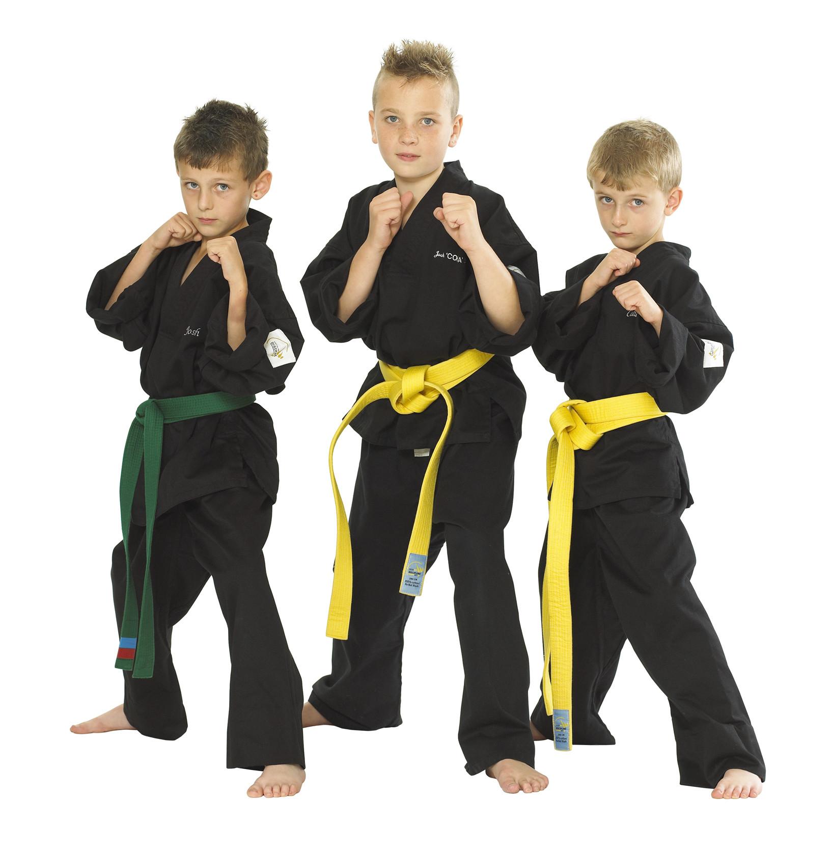 Junior KickBoxing L1  (9-15yrs)