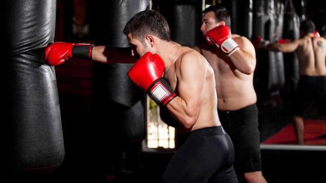 Saturday Boxing