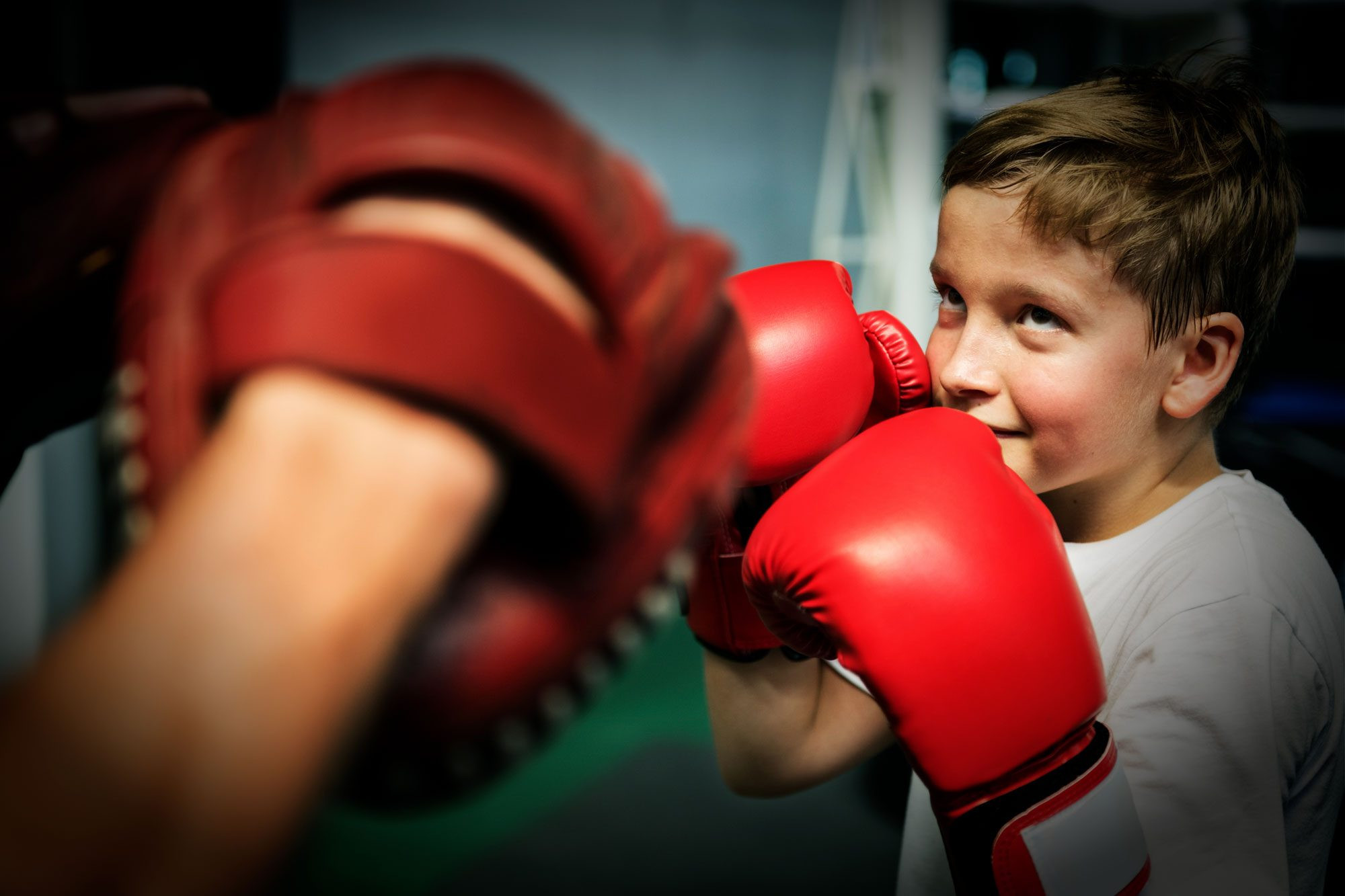 Junior Boxing (9-15yrs)