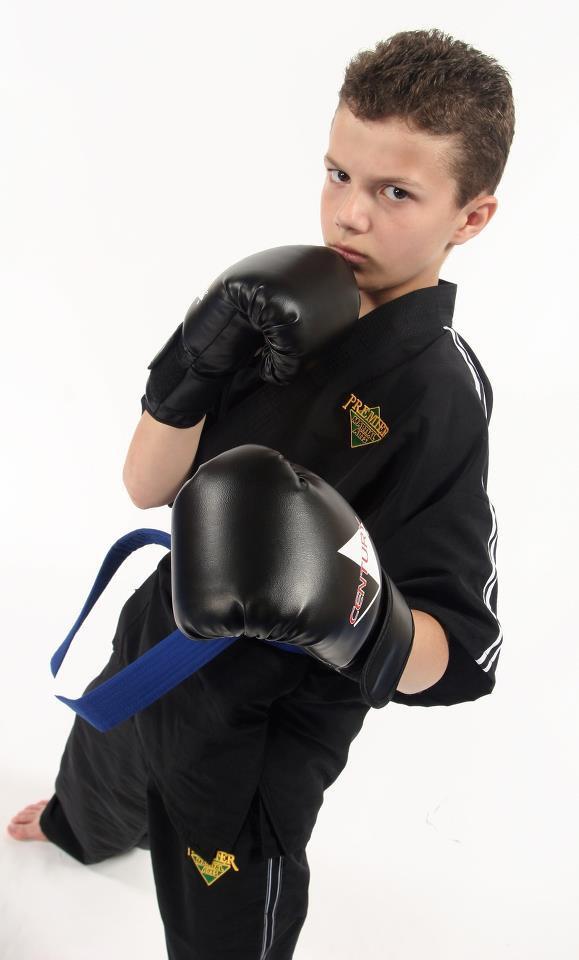 Junior KickBoxing L2/3 (9-15yrs)