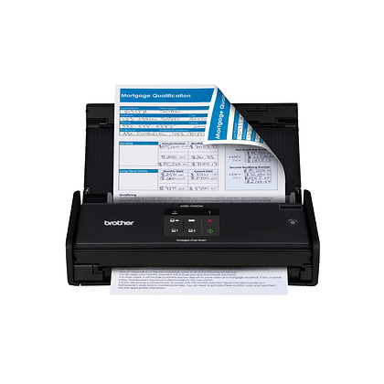 ADS 1000W Scanner de mesa Brother
