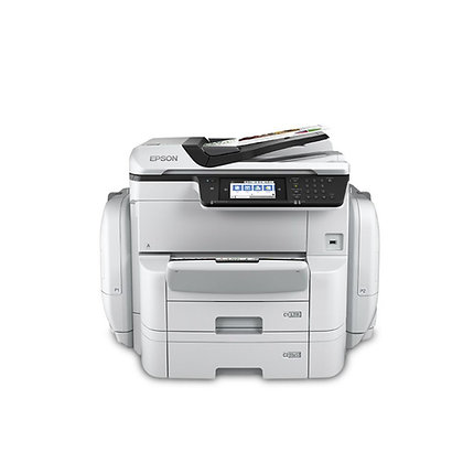WF-C869R WorkForce Pro Multifuncional Colorida Epson A3