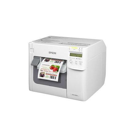 ColorWorks C3500 Impressora de Rótulos Coloridos Epson