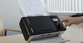 Como funcionam os scanners ?