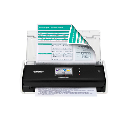 ADS 1500w Scanner Brother