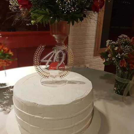 Celebração Mapel 40 anos