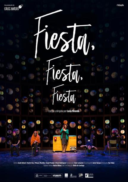 FIESTA, FIESTA, FIESTA | Teatro Español