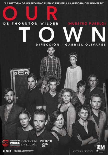 OUR TOWN | Teatro Fernán Gómez - segunda temporada