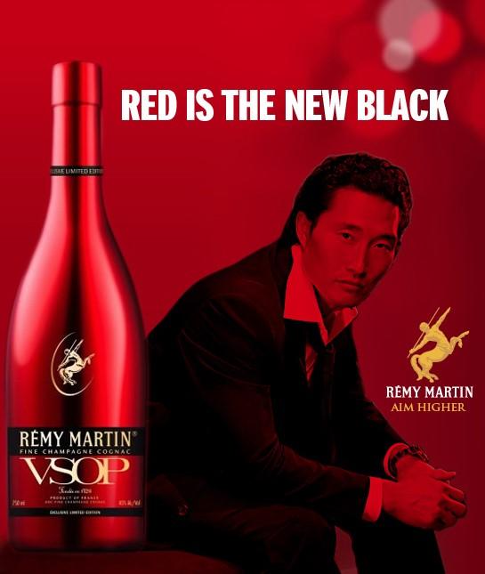 Rémy Martin - Asian