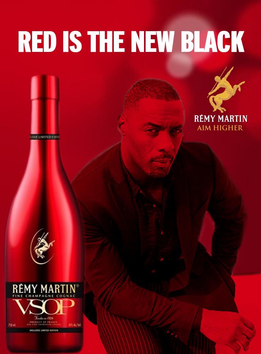 Rémy Martin - African American