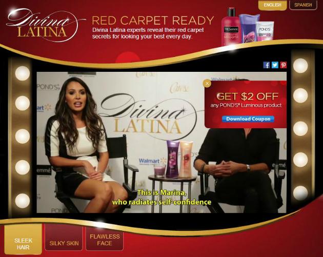 Unilever - Divina Latina Shopper MKT