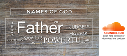 God's Name is Father
