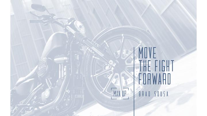 Move The Fight Forward