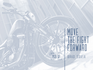 Move The Fight Forward - Men's Conference