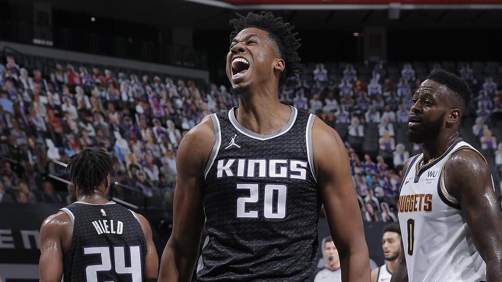 Hassan Whiteside Sacramento Kings Around the Game NBA