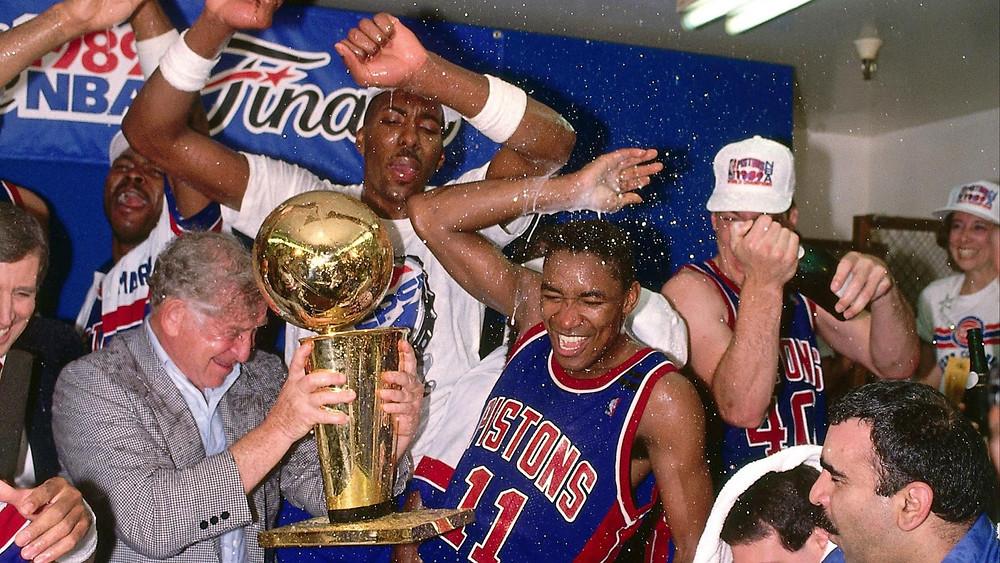 Detroit Pistons titolo_Nba_Around_the_Game