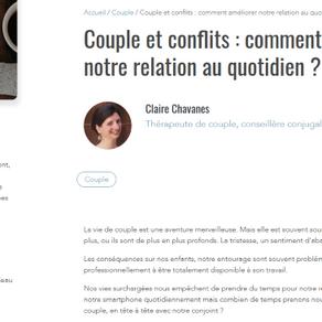 Conflits du couple : Une série de 4 podcasts pour donner du sens à vos différent(ce)s