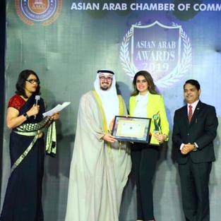 Asian Arab Award 2019