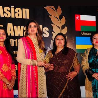 Asian Arab Award 2018