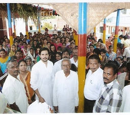 Organised Self-Employment Training For 250 Women For Three Months At Papinayakanahalli Village, Vijayanagar