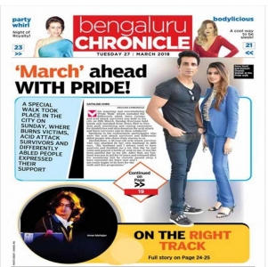 March  ahead with Pride! - Deccan Chronicle March Ahead With Pride! - Deccan Chronicle