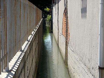 Bealera tra Strada del Portone e c.so Orbassano, Torino