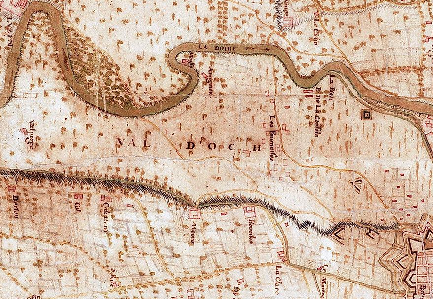 Martinet-Valdocco fine XVII sec.