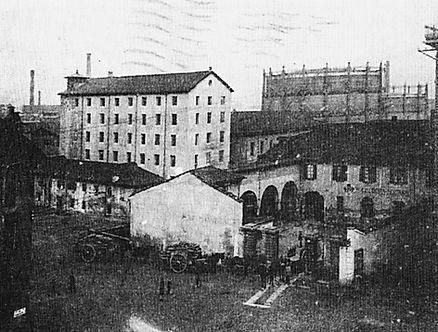 Molini Dora o Molassi a Torino