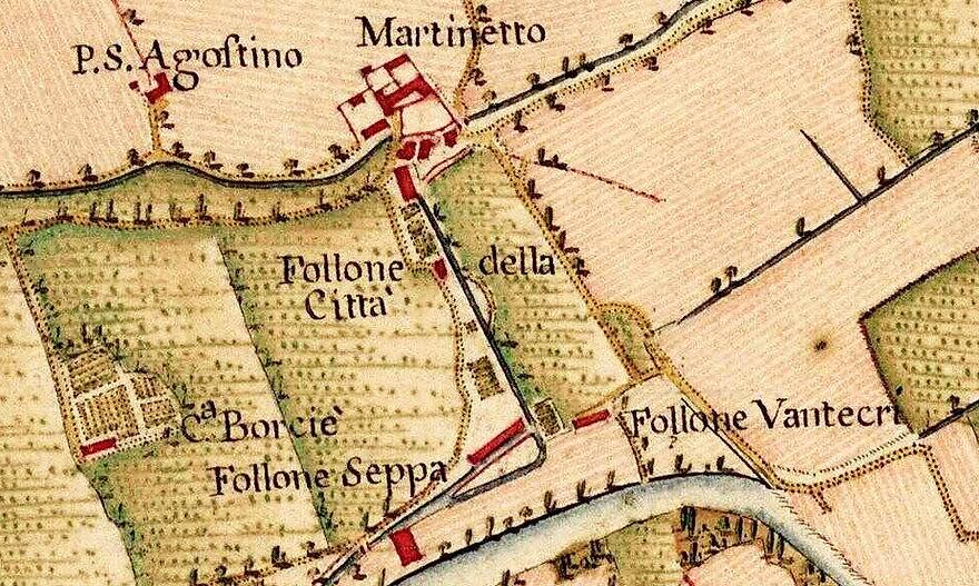 Il follone Vanderkirck al Martinetto - Torino