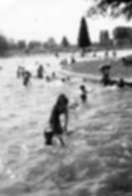 Vecchia piscina della Pellerina Torino