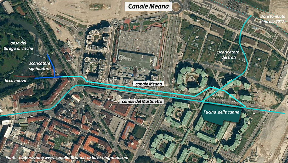 Canale Meana Torino