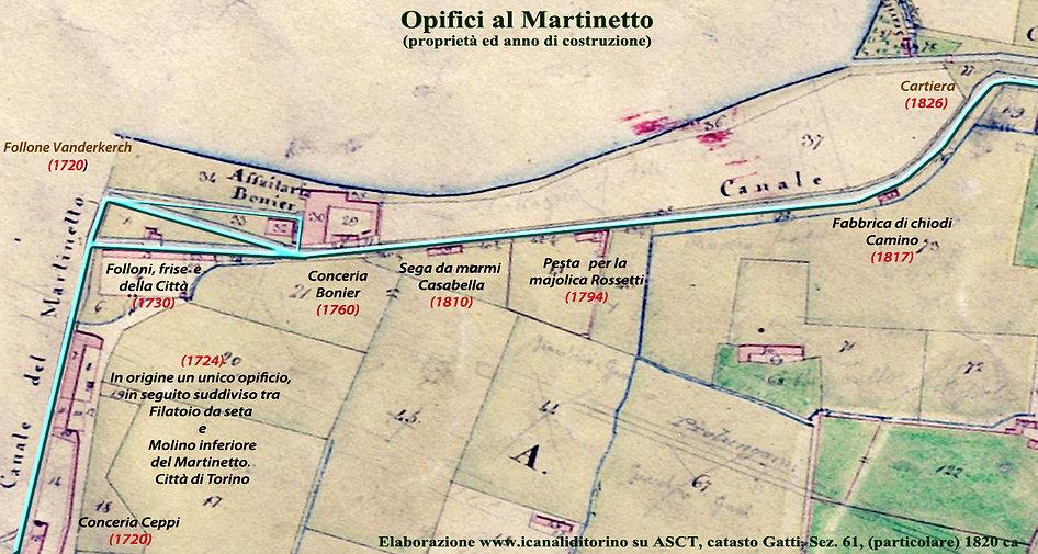 Area proindustriale del Martinetto Torino