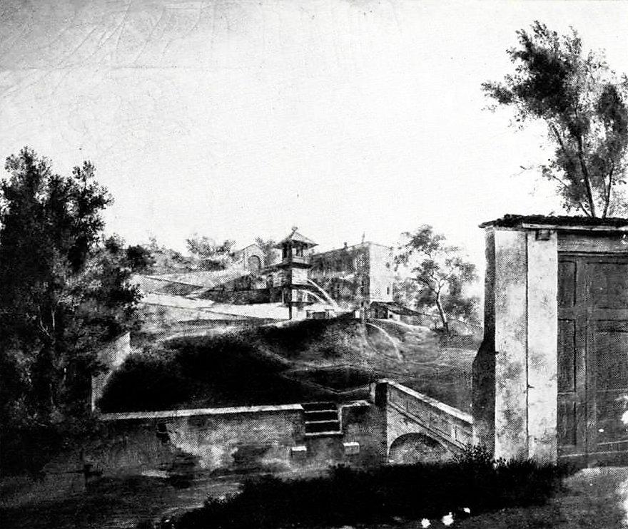 Sito degli Esperimenti idraulici della Parella