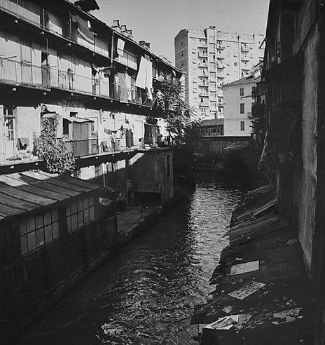 Canale dei Molassi - Torino