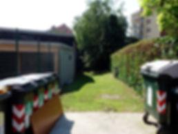 Tracce della bealera Cossola a Torino