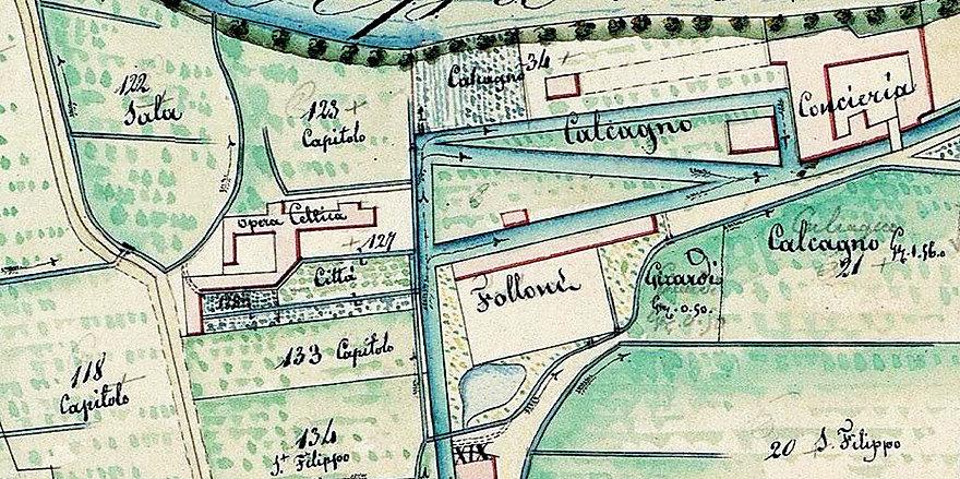 1831 - Opera celtica (Ospizio celtico) Valdocco Torino