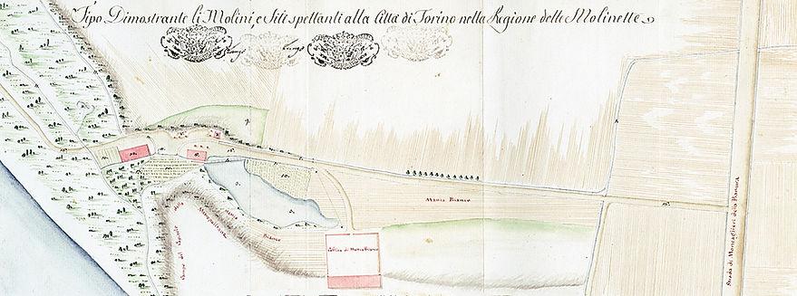 1781- molini della Molinetta