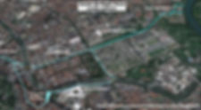 Canale del Regio Parco Torino assetto originario