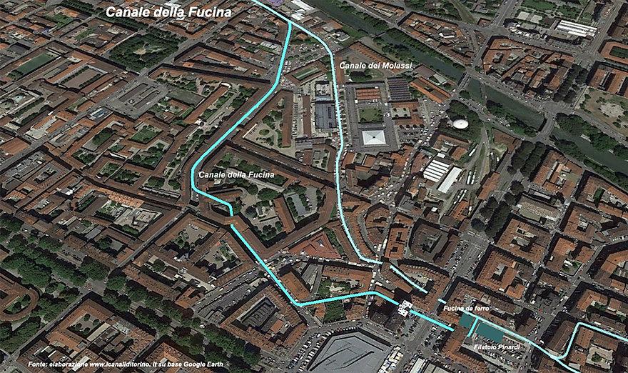 canale della fucna borg Dora Torino