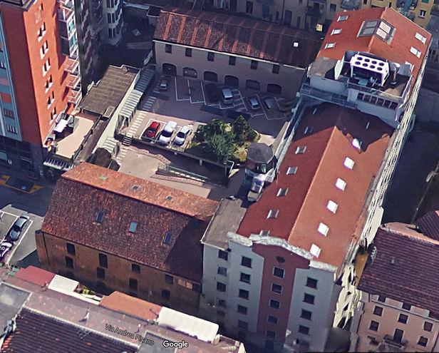 Ex complesso dei Molassi molini Dora Torino